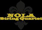 NOLA String Quartet logo