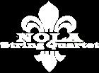 NOLA String Quartet logo w