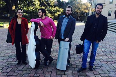 Nola String Quartet Mozart Eine Kleine Nachtmusik