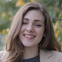 Nola String Quartet client Lauren