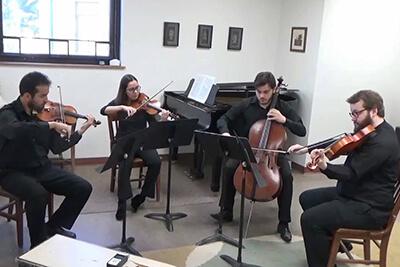 Pachelbel Canon Nola String Quartet